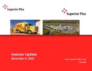 December Investor Update December 9, 2016 (1.9MB – PDF)