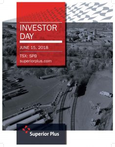 2018 Investor Day June 15, 2018 (3MB – PDF)