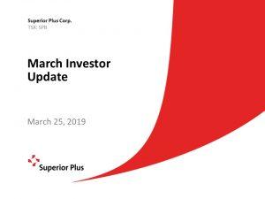 March Investor Update March 25, 2019 (1.97MB – PDF)