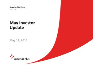 May Investor Update May 14, 2019 (1.98MB – PDF)