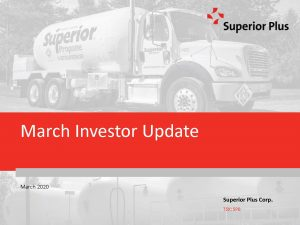 March Investor Update March 5, 2020 (3.14MB – PDF)